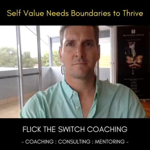 Self Value needs Boundaries to Thrive