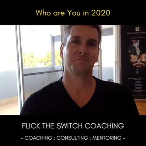 What is Your Intentionality in 2020....?