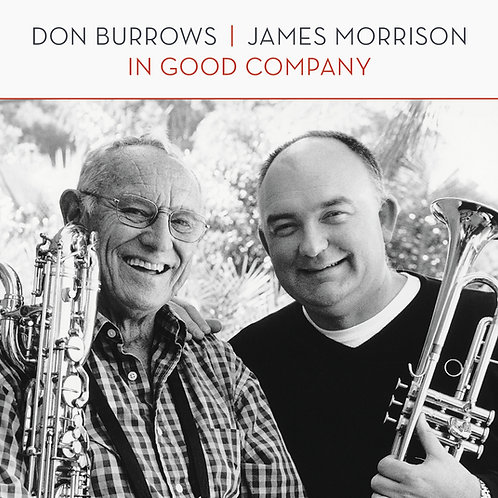 In Good Company - James Morrison Don Burrows