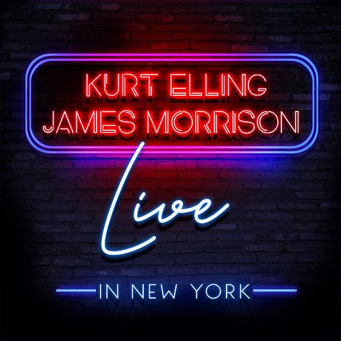 Kurt Elling & James Morrison - Live in New York