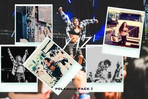 Jessie Reyez Polaroid Pack I - $16