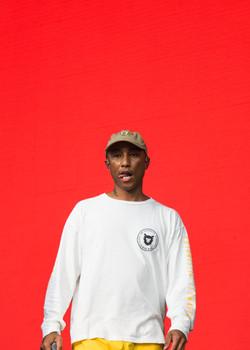 Pharrell of N.E.R.D