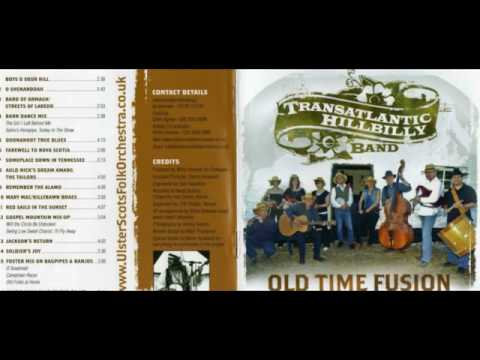 Old Time Fusion _ Transatlantic Hill Billy Band , Rest of the World Buyers