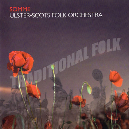 Somme CD - Ulster-Scots Folk Orchestra, Rest of the World Buyers