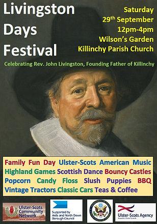 poster. livingston days Kilinchy.jpg