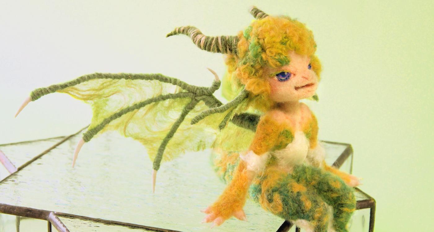 ドラゴン半獣
