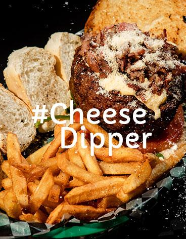 Cheese Dipper