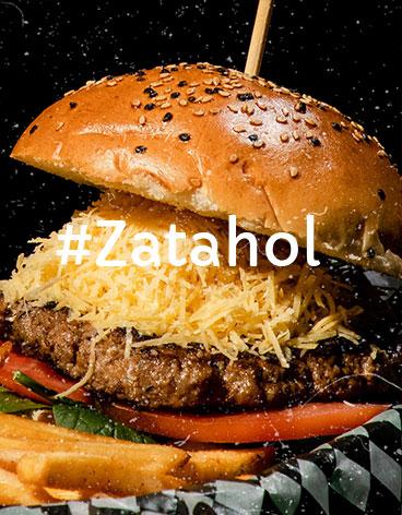 Zatahol