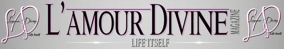 L'amour Divine LLC Logo-Banner