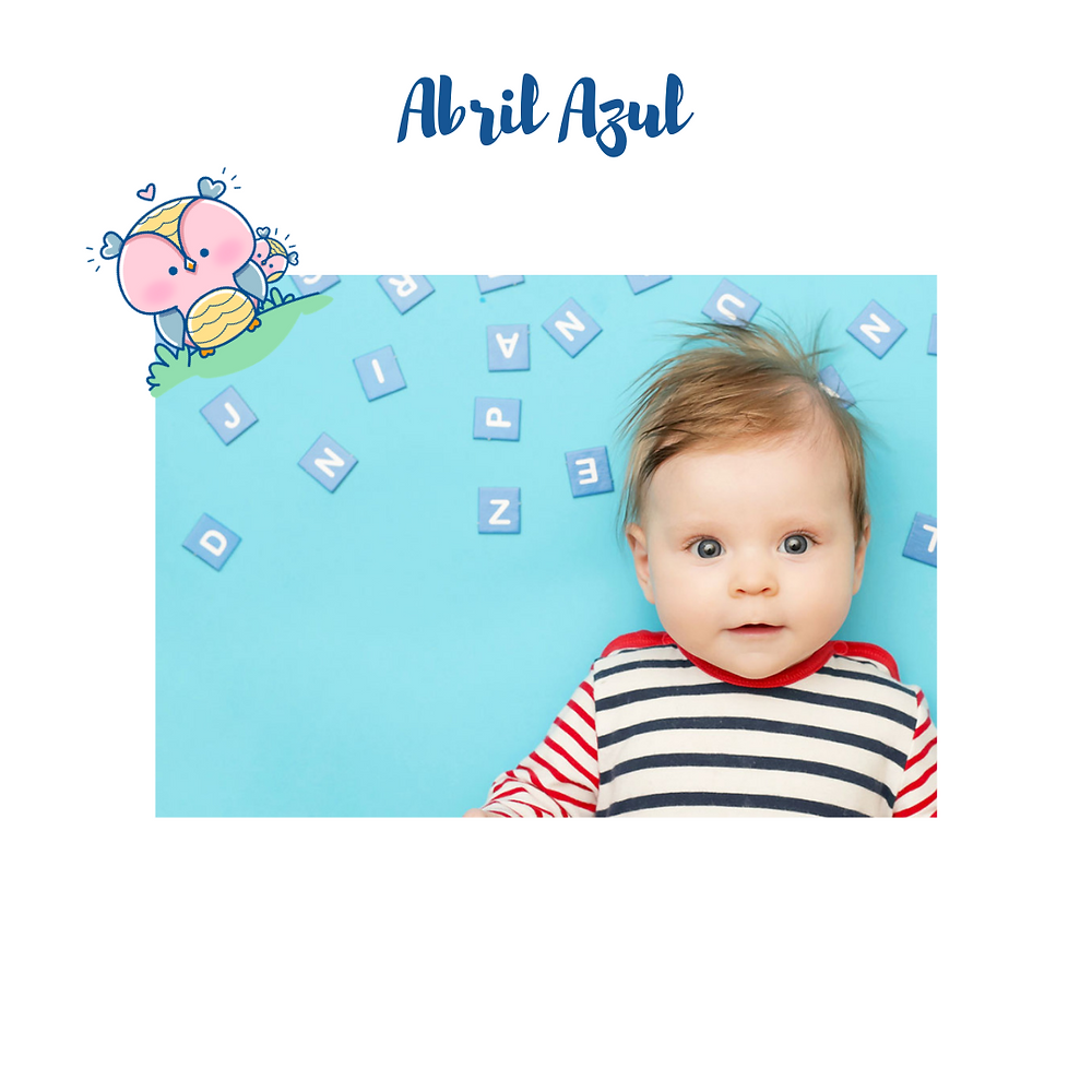 Campanha Abril Azul visa conscientizar a população  sobre as diversas ações voltadas para o autismo