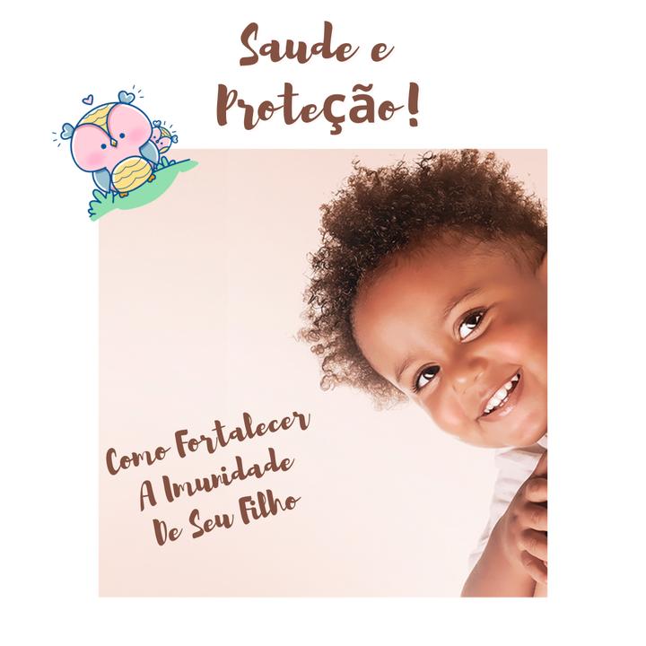 Ao nascer, o bebê é protegido contra as infecções pela imunidade inata, um sistema que protege o corpo de uma forma genérica. À medida que cresce, a criança desenvolve a imunidade adquirida, um sistema de defesa mais complexo, capaz de produzir vários tipos de anticorpos, células e mecanismos de proteção mais específicos.