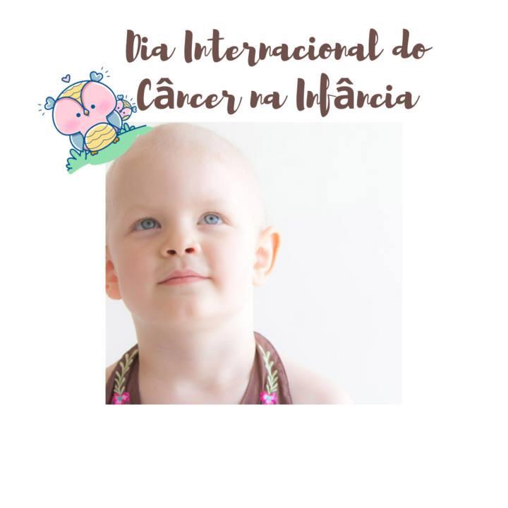 O Dia Internacional de Luta Contra o Câncer na Infância é comemorado anualmente em 15 de fevereiro visando aumentar a conscientização sobre o câncer na infância, incentivar sua preservação e diagnóstico precoce a fim de continuar mantendo os sorrisos de nossos pequenos.  Vamos comemorar o dia de nossos pequenos super-heróis e bravos guerreiros