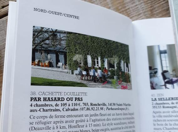 Le Figaro Magazine Les plus belles chambres d'hôtes 2019-2020
