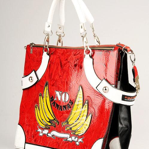 4-х сторонняя сумка красная