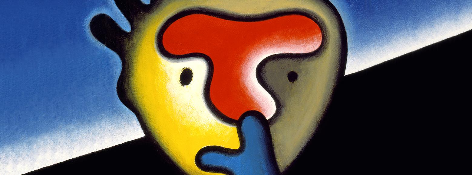 Face Illustration by Albert Rocarols