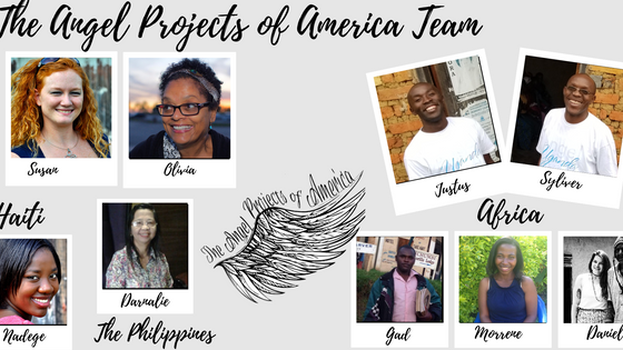 The Angel Projects of America's Newsletter Weekly Updates and News