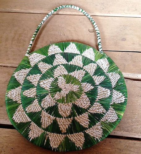 Woven in Green!