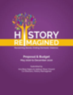 History Reimagined Year 3 Proposal & Bud