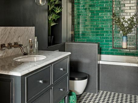Remodelled Guest Bathroom