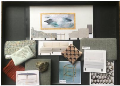 Living Room Scheme