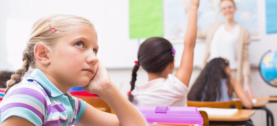 Perché alcuni bambini sono più attenti di altri?