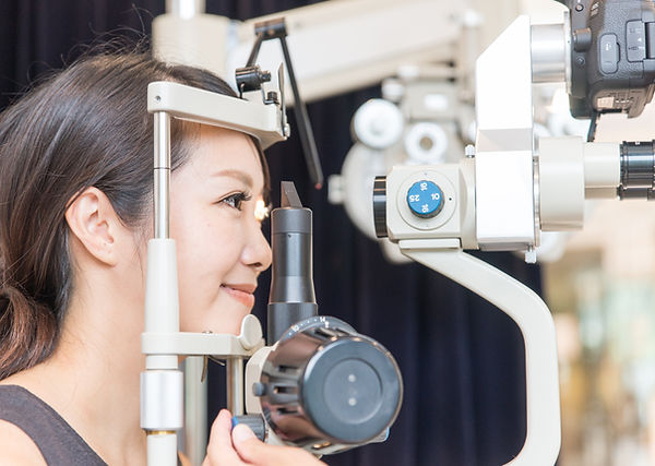 EyecarePlus comprehensive eye check