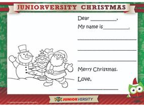 下載聖誕卡!將祝福送比老師及親愛的人!