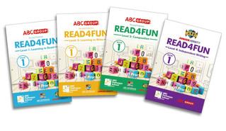 Read4Fun 拼音讀寫 - 原音拼音卡 及 教學影片 (高階 Set 3-6)