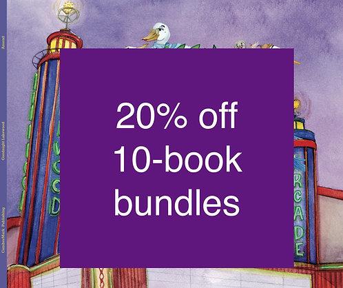 10-Book Bundle of Goodnight Lakewood