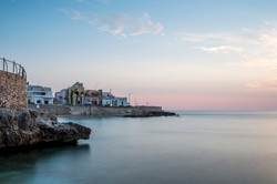 Tramonto a Santa Caterina, Puglia