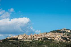 Cortona, Toscana