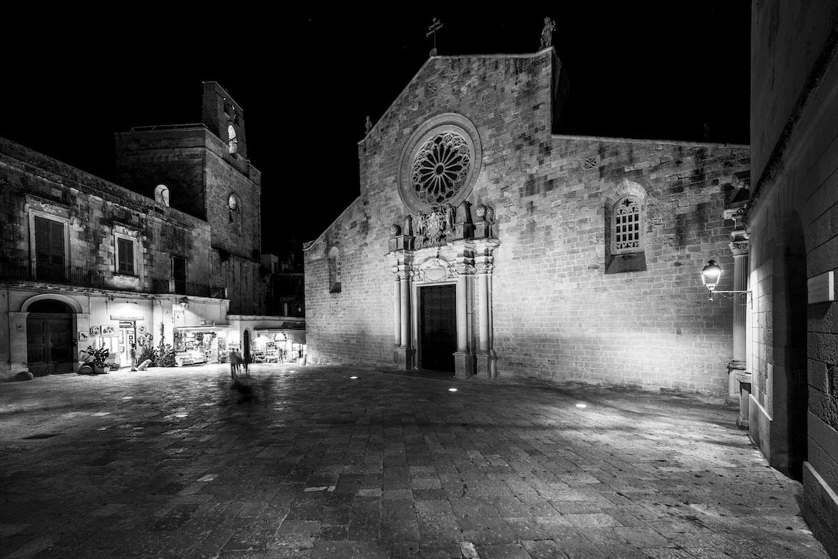 Chiesa ad Otranto, Puglia