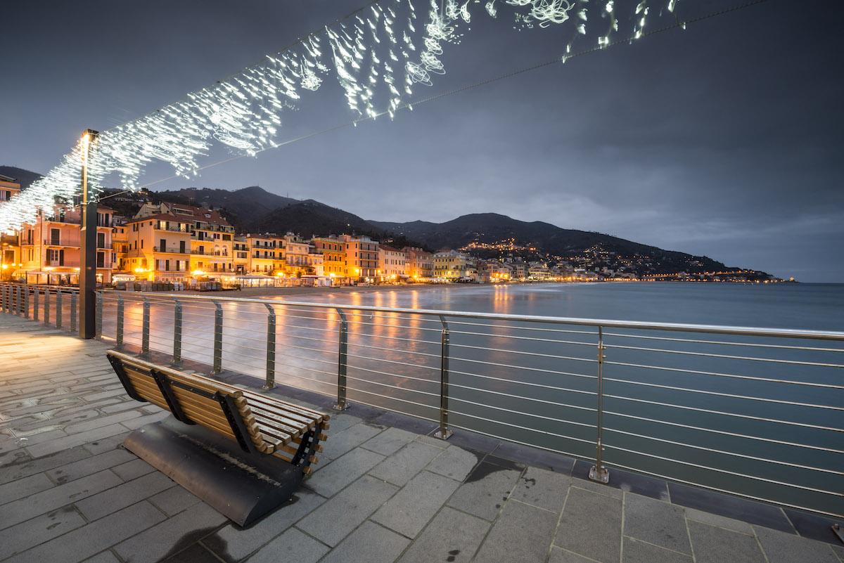 Pontile di Alassio, Liguria