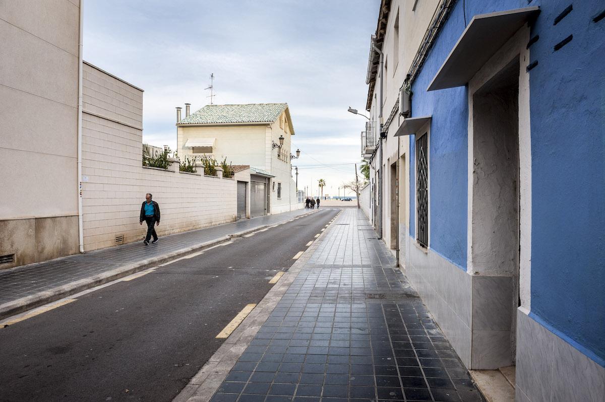 Verso il mare, Valencia