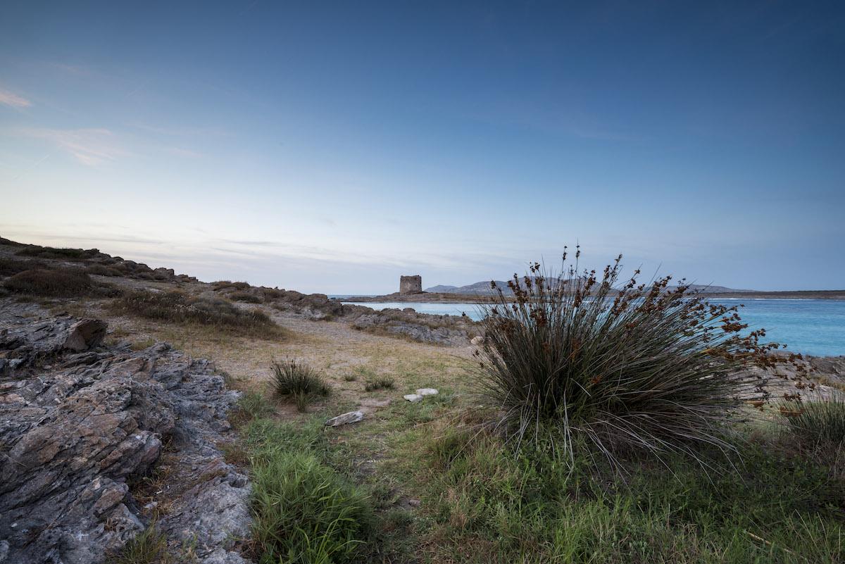 Tramonto a Stintino, Sardegna