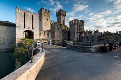 Entrata al Castello di Sirmione