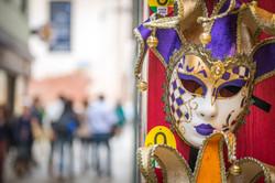 Le maschere di Venezia