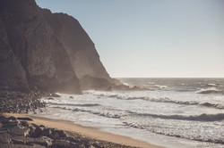 Praia Grande, Sintra (Portogallo)