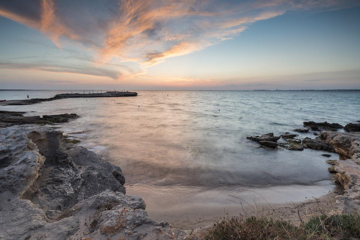 Punta della Suina, Puglia