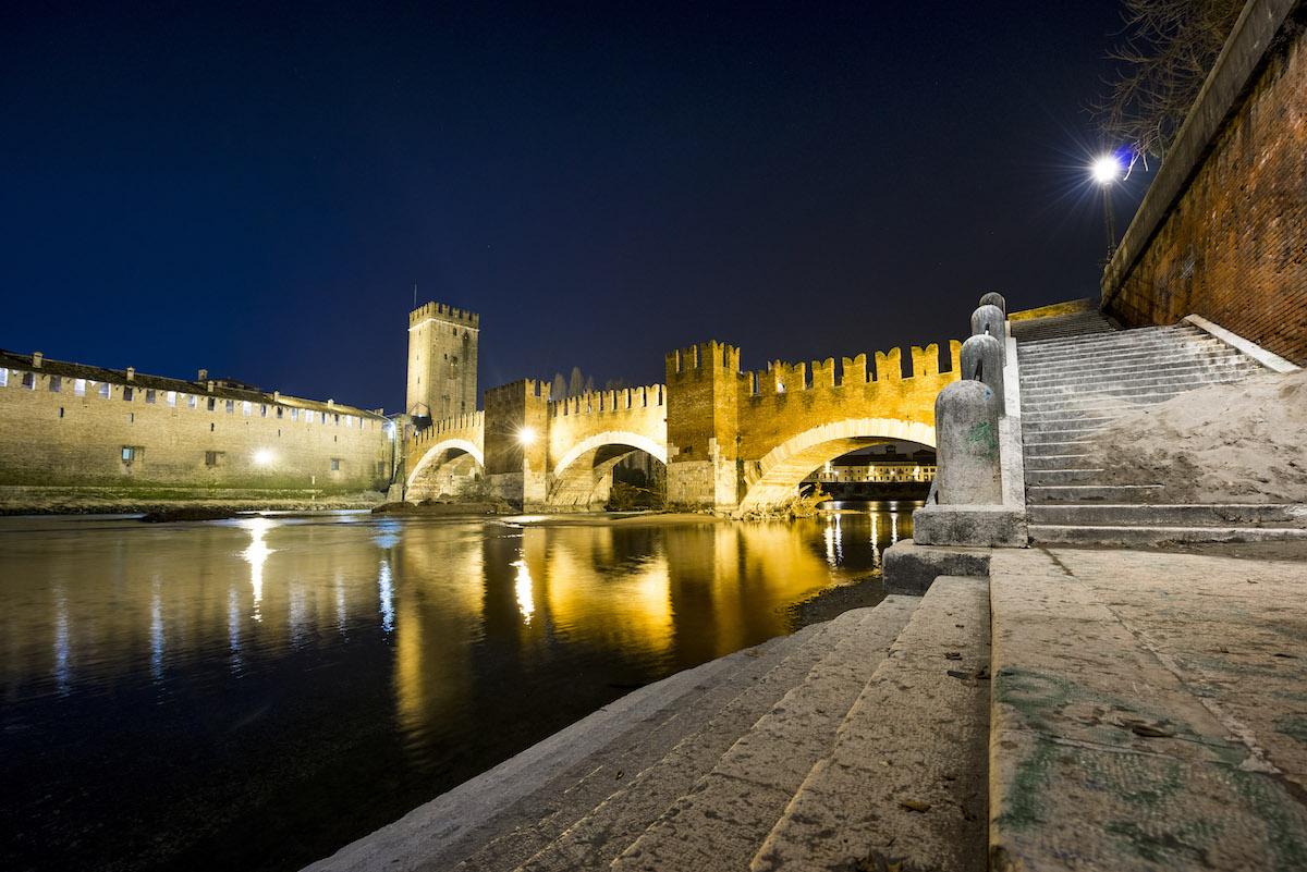 Ponte di Castevecchio, Verona