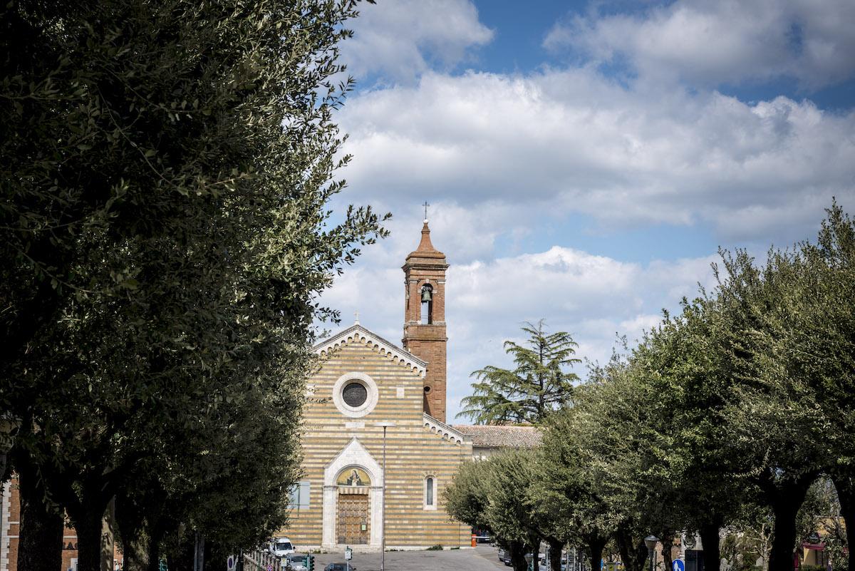 Chiesa Montepulciano, Toscana