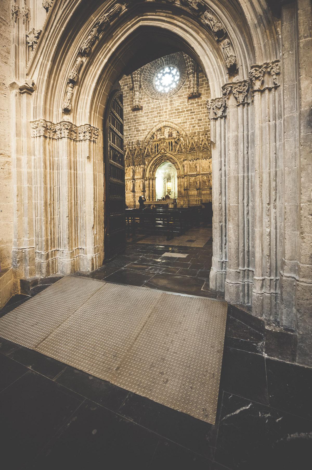 Chiesa Valencia, Spagna