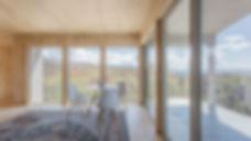 interior, design, cabin, wood finish, sustainable, minimal design, minimalistic, plywood, interior, design