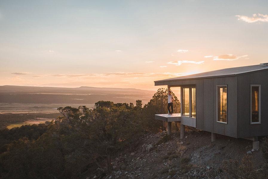 cabin, off-grid, minimal design, minimalistic, nature living, sustainable, design