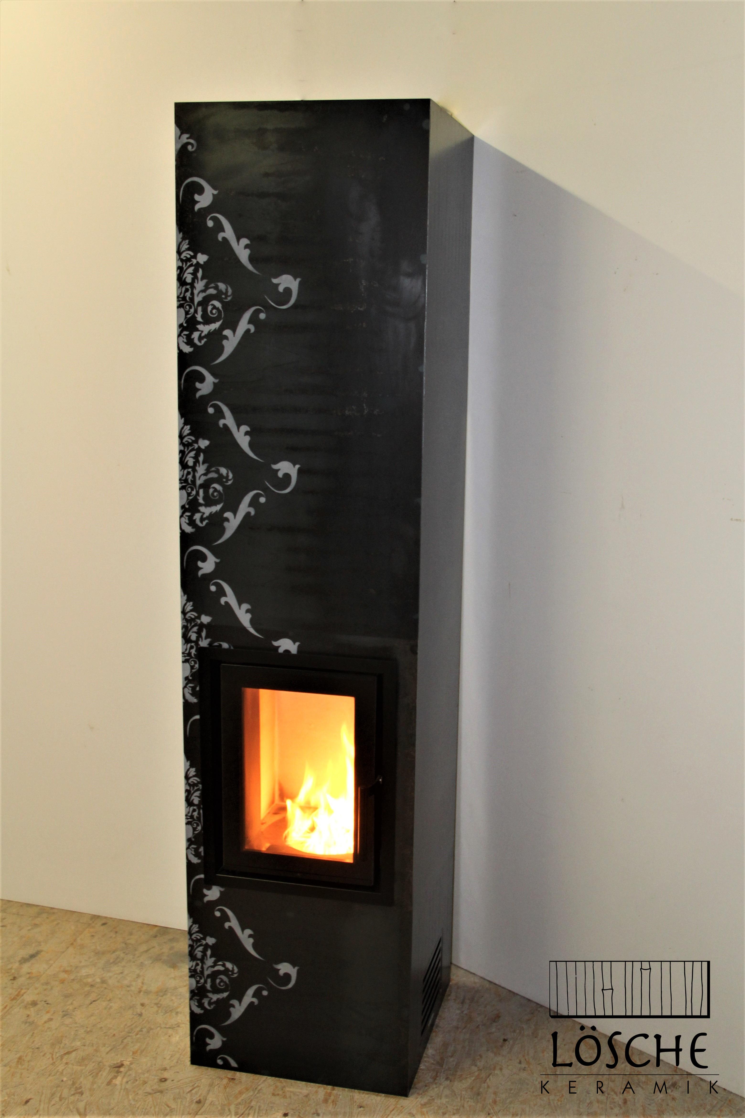 Storage stove ECO-DESIGN