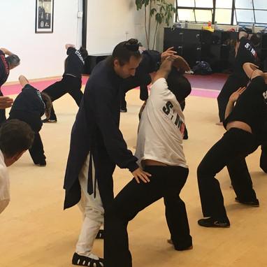 Qigong workshop in Melbourne, Australia