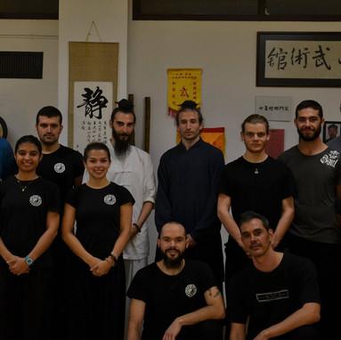 Workshop in Tenerife, Spain