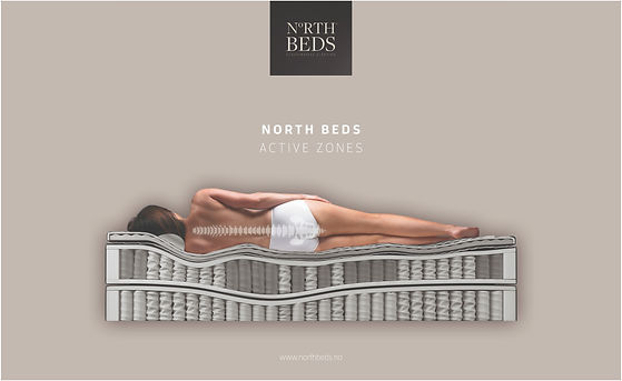 North Beds active zone systeem