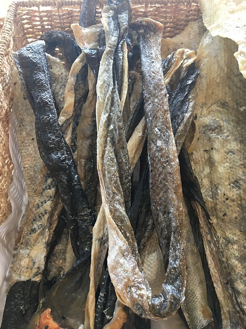 Salmon Skin Sticks-Bag