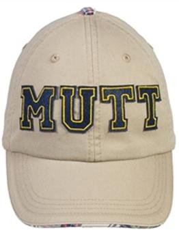 Barkology Hat-Mutt-Khaki